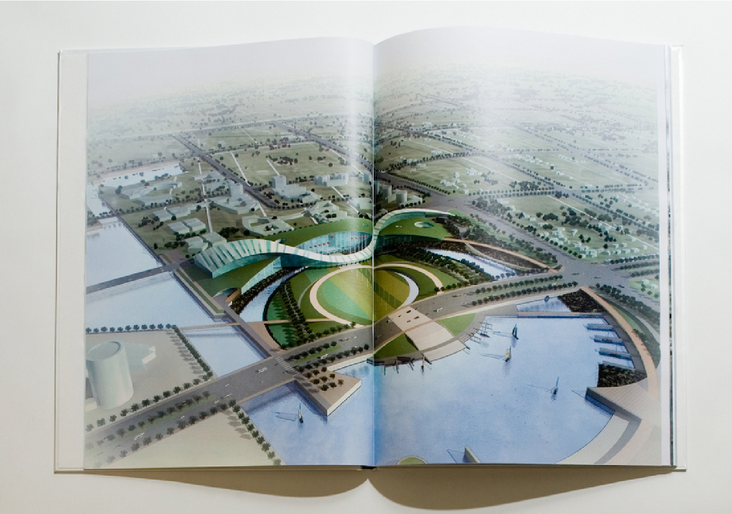 ARCHITECTURE & PLANNING PROPOSAL OF NEW CHONG MING CITY HALL_3
