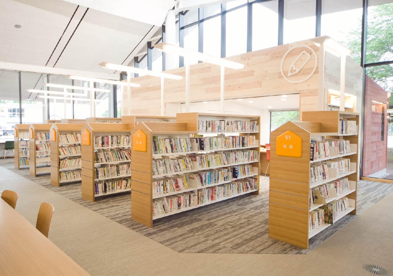 聖籠町図書館_7