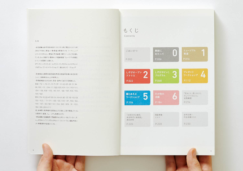 静岡市美術館 ワークショップシリーズ記録集_2