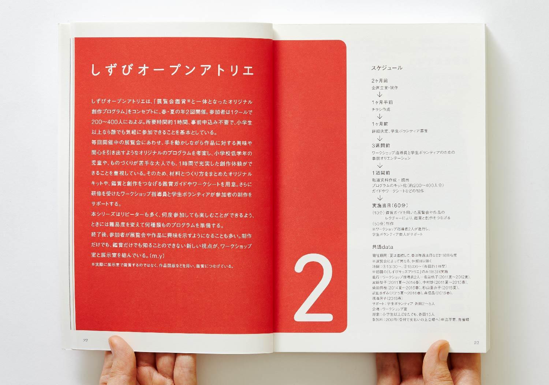 静岡市美術館 ワークショップシリーズ記録集_3