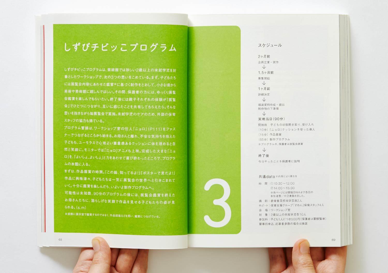 静岡市美術館 ワークショップシリーズ記録集_5