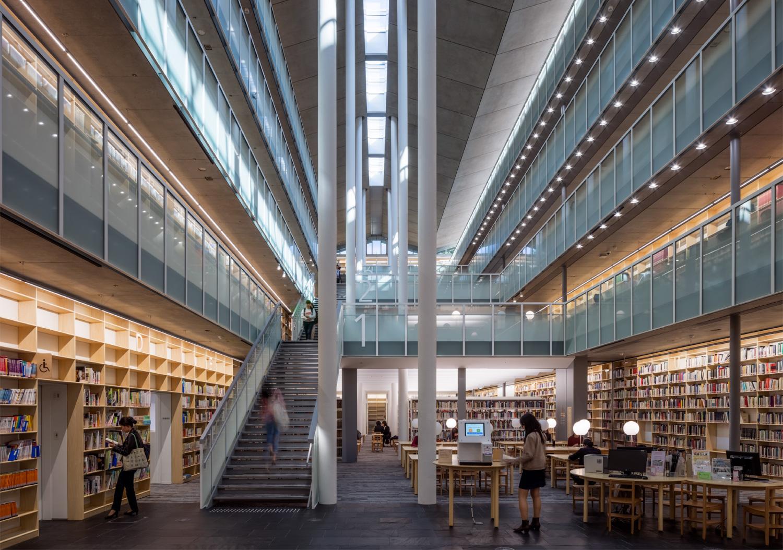 京都女子大学図書館_1